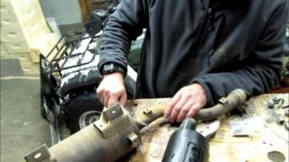 This is the best atv muffler ever! Or is it..