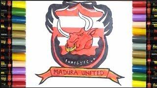 Download Video Cara Menggambar Logo Madura United MP3 3GP MP4