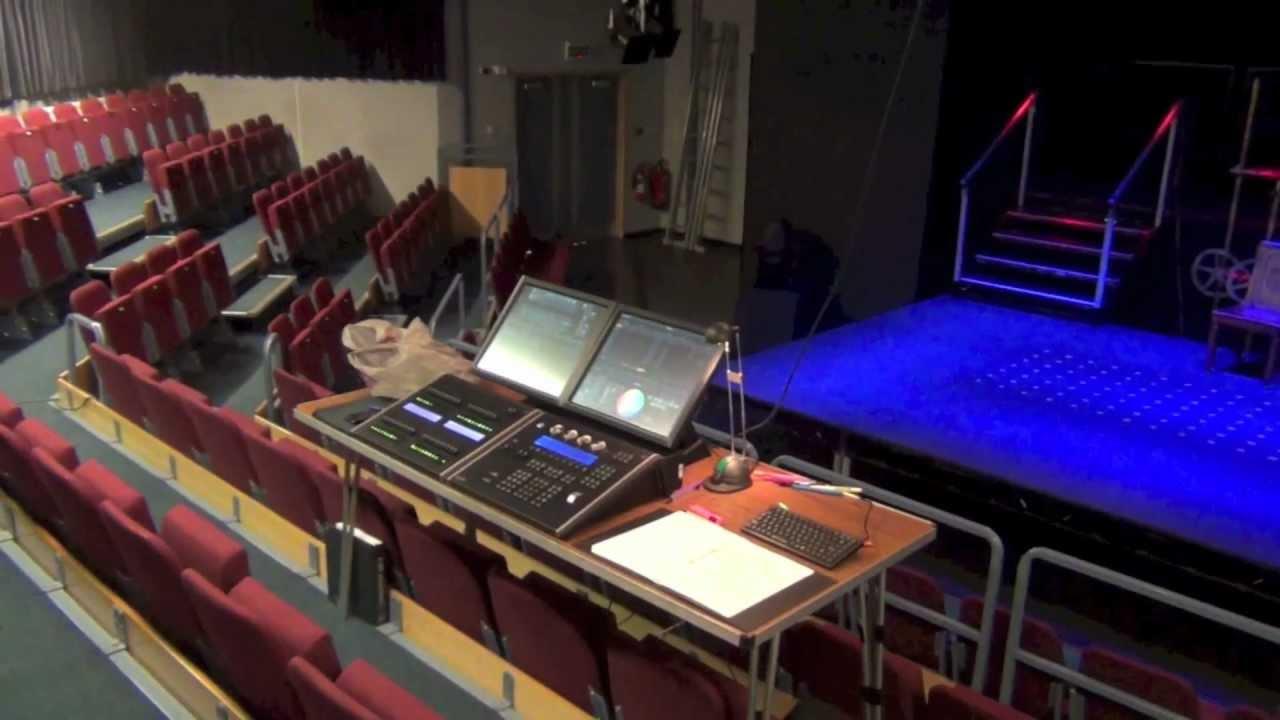 Download Production Tech Setup Tour