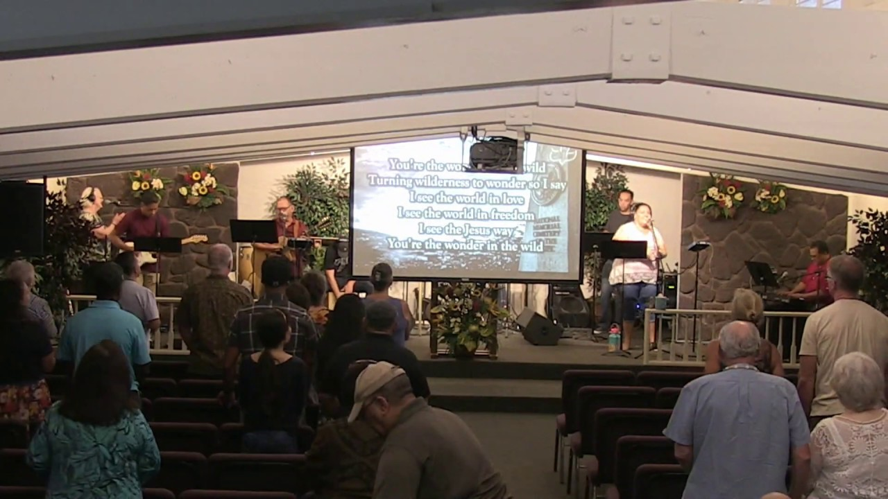 26 May 2019 Worship @ Calvary Chapel West Oahu