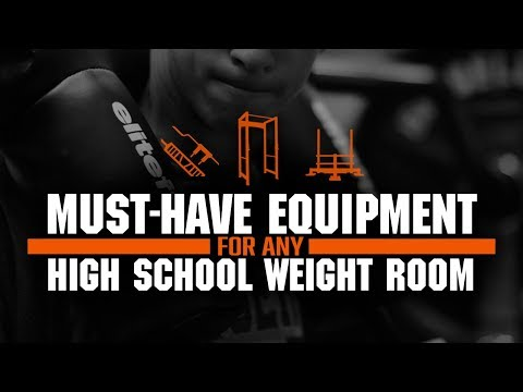 Must-Have Equipment For Any High School Weight Room | Elitefts.com
