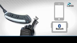 How to pair Bluetooth channels on the Cardo SHO-1