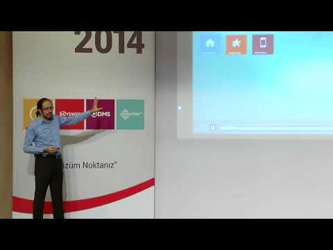 eBA EBYS Bimser Çözüm İş Mükemmelliği 2014 (Bilal USLU)