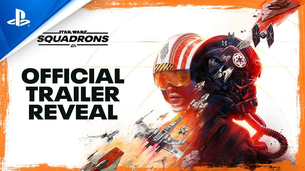 『Star Wars:スコードロン』 公式発表トレーラー