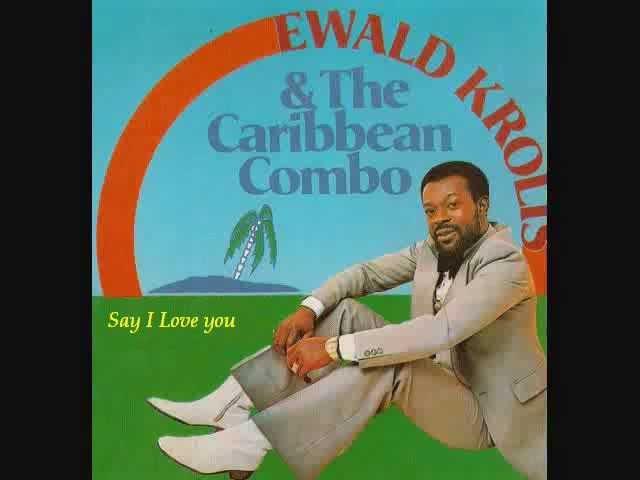 Ewald Krolis - Say I Love You