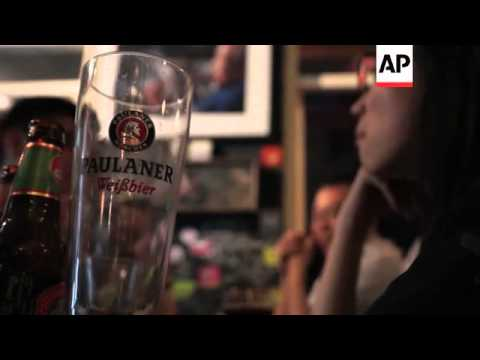 Craft beer industry fizzes with action in downtown Beijing
