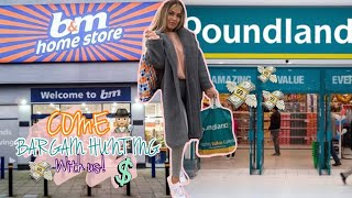 NEW IN B&M/POUNDLAND FEBRUARY 2019! COME BARGAIN HUNTING WITH ME! Gemma Louise Miles