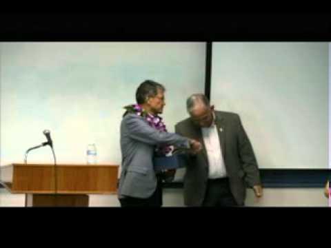 20th Presidential Lecture Series:  Diosdado P. Banatao