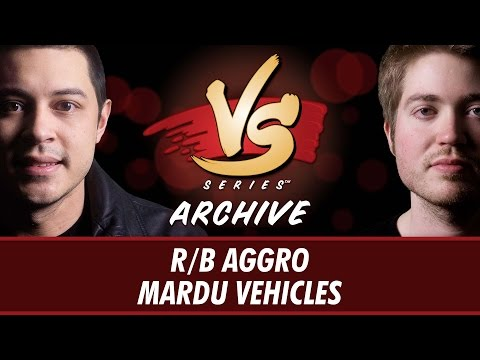 5/4/2017 - Tom Vs Majors: R/B Aggro vs Mardu Vehicles [Standard]