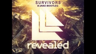 Download Hardwell & Dannic ft. Haris - Survivors (D-Jake Bootleg) MP3 song and Music Video