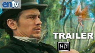 Oz the Great and Powerful Trailer [HD]: James Franco, Michelle Williams, Rachel Weisz & Mila Kunis