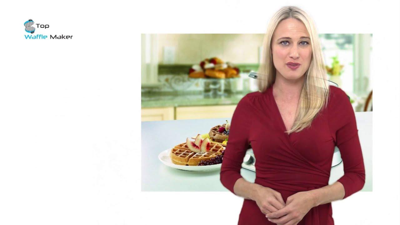 waring pro wmk600 double belgian waffle maker - Waring Pro Waffle Maker