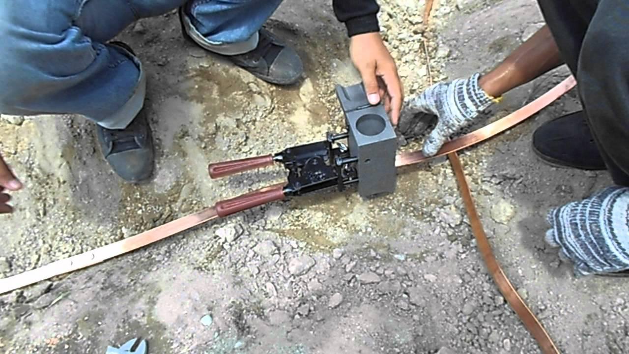 Pakar Cadweld Dan Earthing System Part 1 Avi Youtube