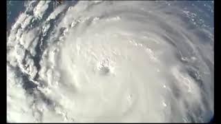 Hurricane Florence in photos - before hitting east cost - הוריקן פלורנס בתמונות