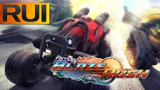 Blaze Rush Gameplay Impressions
