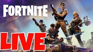 LIVE #10 FORTNITE DO MISSIONS FROM BATTLE PASS