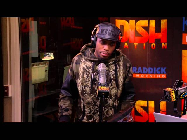 B.o.B part 2/2 - The Kidd Kraddick Morning Show