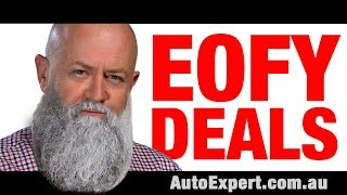 Top 6 ways to beat a car dealer before the end of financial year | Auto Expert John Cadogan