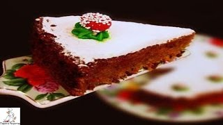 Лучшие рецепты тортов.Морковный торт