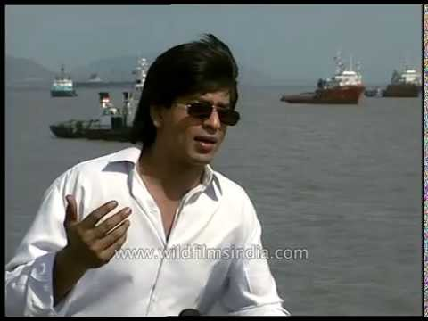 Shahrukh Khan justifies the titles of his films
