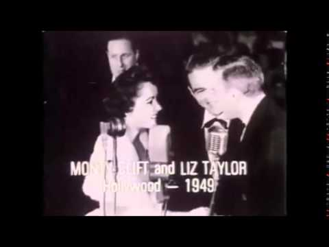 Rare footage of Montgomery Clift