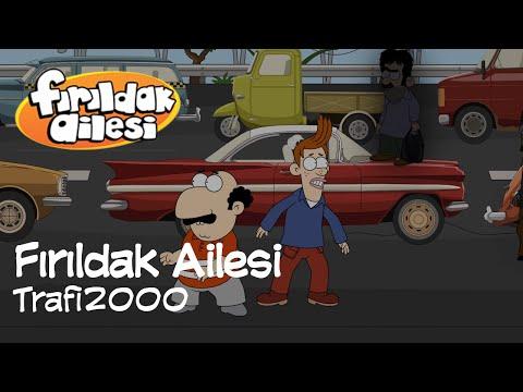 Trafi2000 | Fırıldak Ailesi (2. Sezon 24. Bölüm)