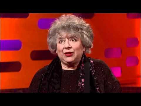 The Graham Norton Show S08E19 - Miriam Margolyes