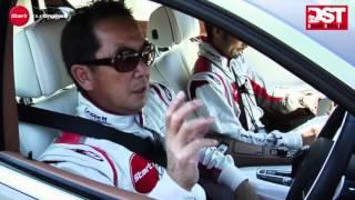 BMW 640iグランクーペ vs アウディA6ハイブリッド(フルバージョン)【DST#051】