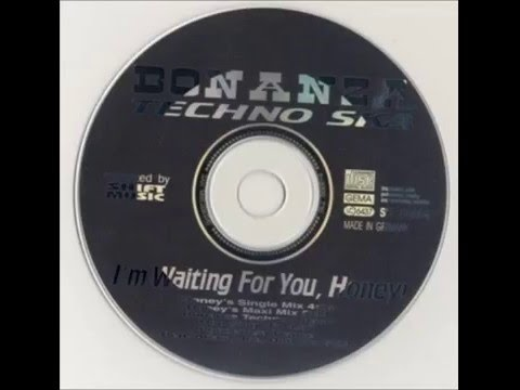 Bonanza Techno Ska -  I'm Waiting For You, Honey! (Airplay Mix) Katokari