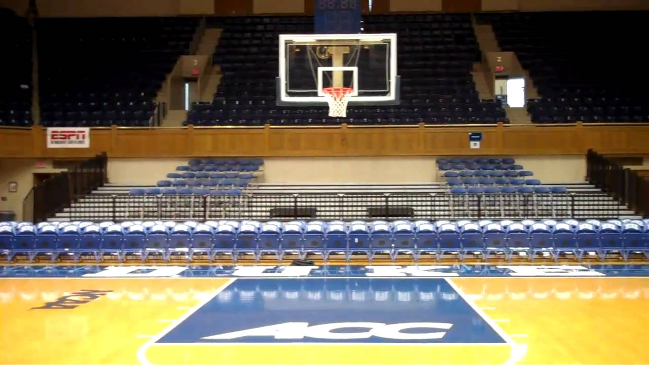 Duke S Cameron Indoor Stadium A 360 176 View Hd Youtube