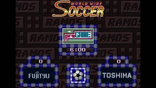 Ramos Rui no World Wide Soccer   Challenge Cup   J-League Round 14   Fujityu vs Toshima   SGCTS