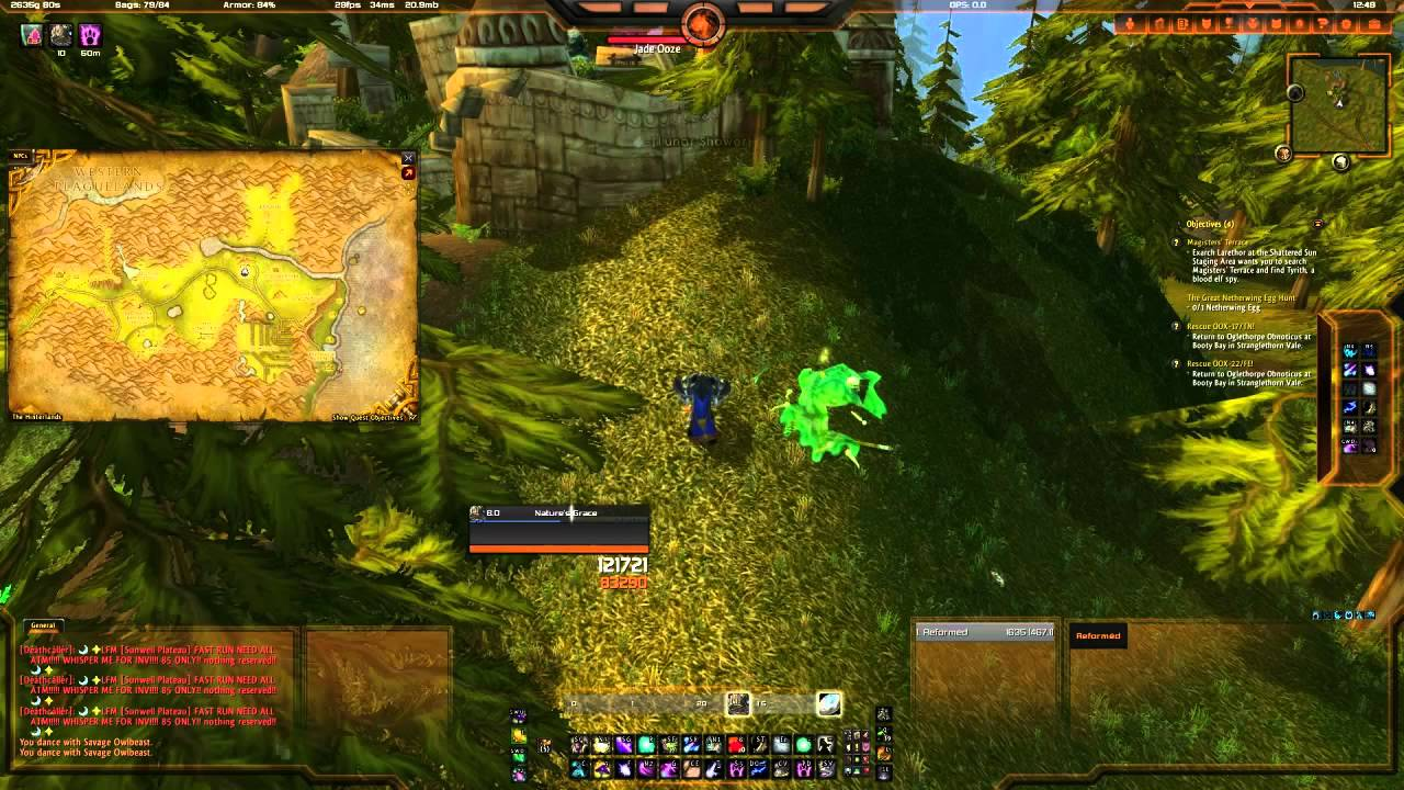 Wow Companion Pet Guides Mechanical Chicken Youtube