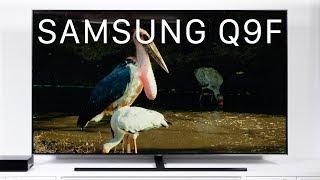 Samsung Q9F - TV QLED cao cấp nhất của Samsung