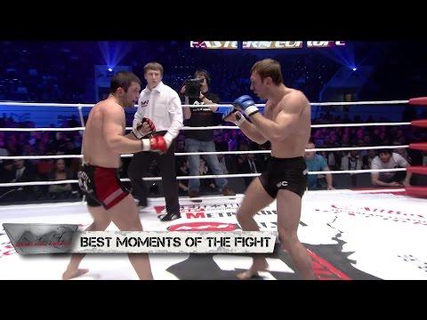 Магомед Султанахмедов Vs Павел Кущ, M-1 Selection 2010 - Eastern Europe Round 1