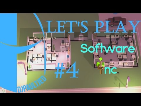 MOVING OFFICE!  Let's Play: Software Inc! with Hardware Mod Season 2 Ep. 4
