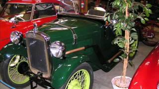 Bornholm 2011, stare auta,samochody ,muzeum ,eksponaty