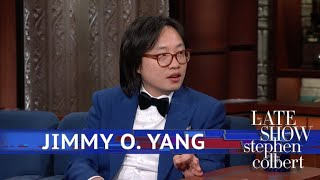 Jimmy O. Yang Says Theres No Stand-up Comedy In China