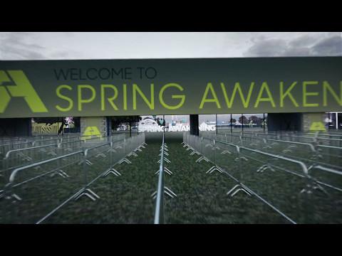 Spring Awakening Music Festival 2017 | Official Flyover Video