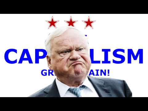 John Fredriksen announces presidental campaign