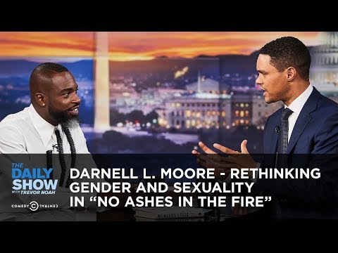 "Darnell L. Moore – Rethinking Gender and Sexuality in ""No Ashes in the Fire"" 