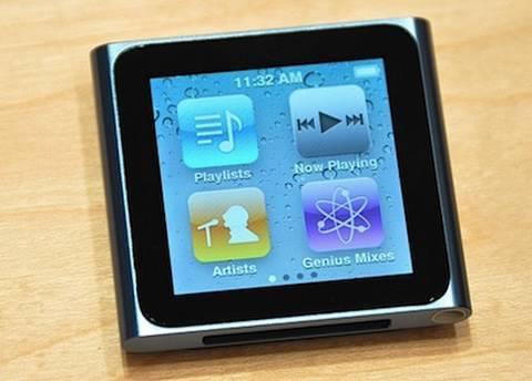 New iPod Touch 4G, Touchscreen iPod Nano 6G, iPod Shuffle ...