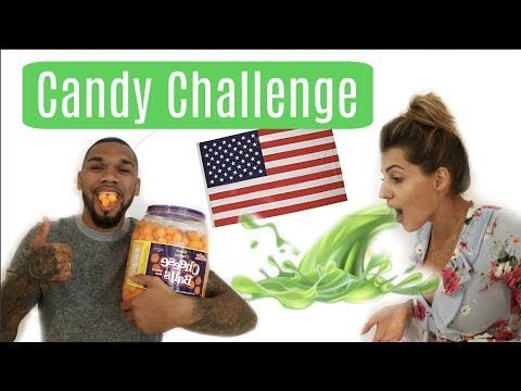 AMERICAN CANDY CHALLENGE