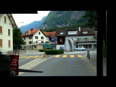 LIEmobil Liechtenstein Bus | Linie 11: Sargans/CH - Vaduz/FL [Teilstrecke] | MB Citaro I G
