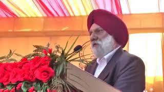 Inauguration of job fair 2019 in Maharaja Ranjit Singh Punjab Technical University Bathinda
