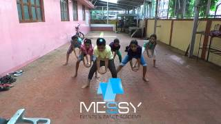 Usher vs choli sound effects dance style by ( messy dance academy )