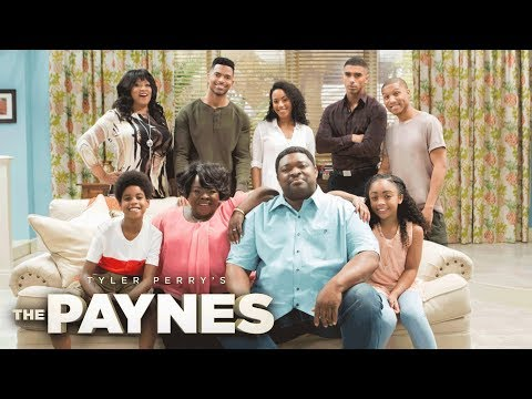 They're Back! The Paynes Premieres January 16  Tyler Perry's The Paynes  Oprah Winfrey Network