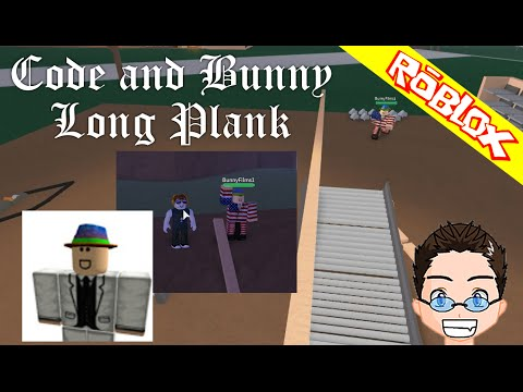 Roblox - Lumber Tycoon 2 - Code Teaches Bunny to Long Plank