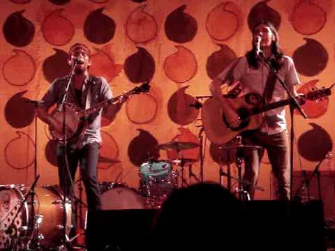 More of You - The Avett Brothers at the...