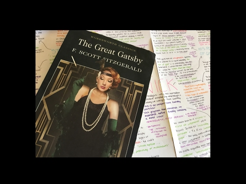 The Great Gatsby: Discussion and Revision Live!