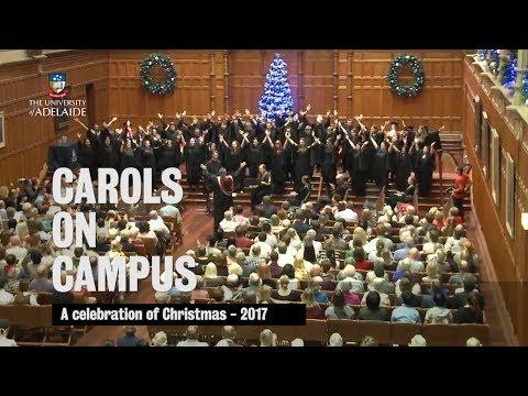 Carols on Campus 2017  - A celebration of Christmas